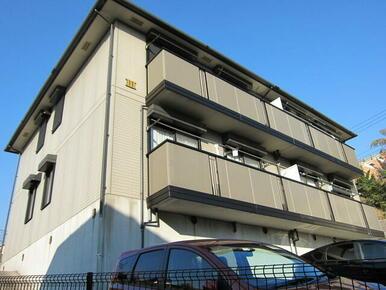 大和ハウス施工の軽量鉄骨アパート