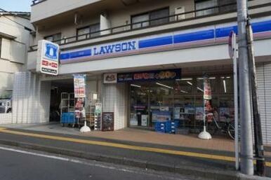 ローソン横浜西前町店