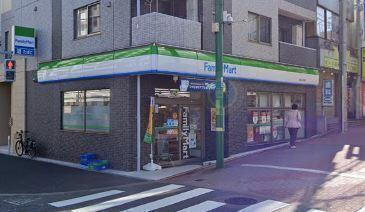 ファミリーマート大田上池台店