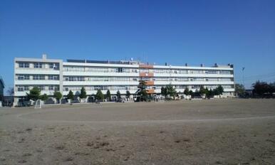 多賀城市立山王小学校