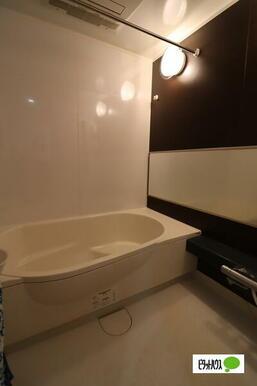 1618のバスルーム!浴室乾燥&ミストサウナ付き