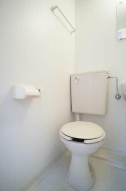 バス・トイレ同室です
