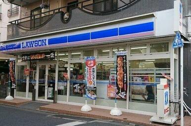 ローソン 川崎北谷町店
