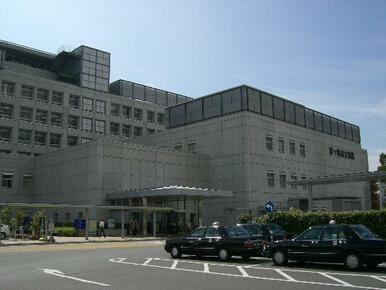 茅ケ崎市立病院