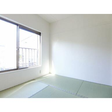 ★4.5帖和室です★