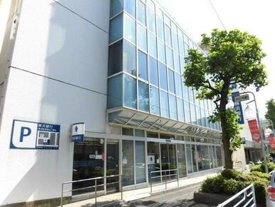横浜銀行 たまプラーザ支店