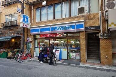 ローソン藤崎駅前店
