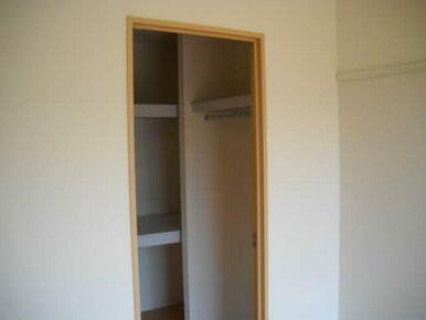 きちんと収納をする事で、お部屋が広く使えます。