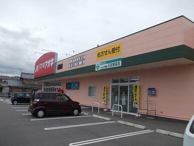 クスリのアオキ石部東店