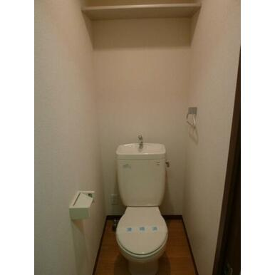 独立タイプのトイレ♪