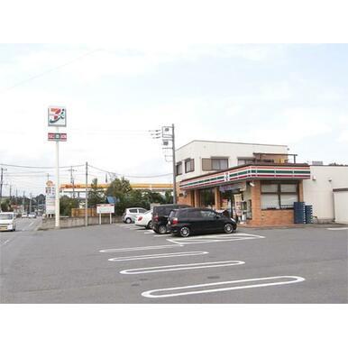 セブンイレブン 高崎若田町店