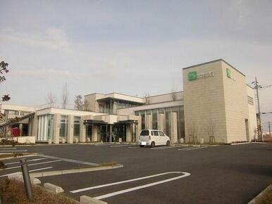 栃木銀行テクノポリス支店