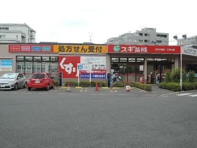 スギ薬局 大倉山店