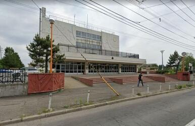 平岸高台小学校