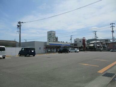 ローソン名西石井町高川原店