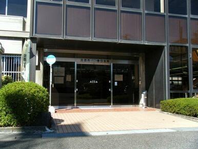 清須市役所 春日支所