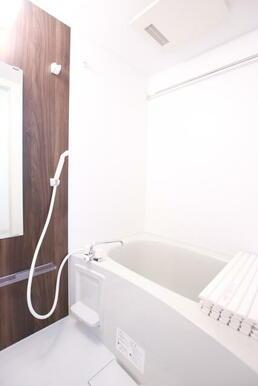 浴室乾燥・追い焚き付きのバスルーム
