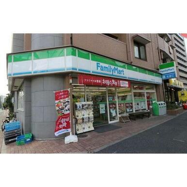 ファミリーマート 大島五丁目店