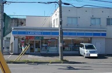 ローソン 滝川黄金町店