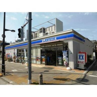 ローソン世田谷三軒茶屋一丁目店