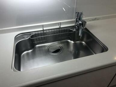 浄水器付水栓交換済み♪