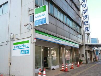 ファミリーマート横浜青木町店