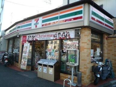 セブンイレブン横浜高島台店
