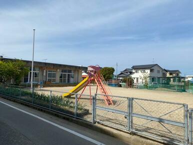 阿南市立横見幼稚園
