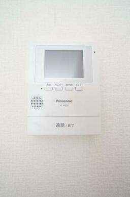 ◆洋室(6.9帖)◆来訪者を安全に確認できるモニター付きインターホンもございます。