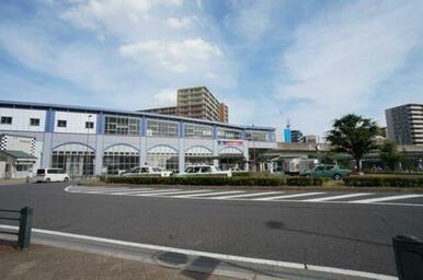 都心へのアクセスも良好な、つくばエクスプレス線『三郷中央駅』まで徒歩6分