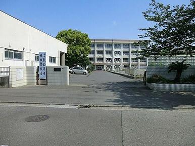 横須賀市立武山中学校