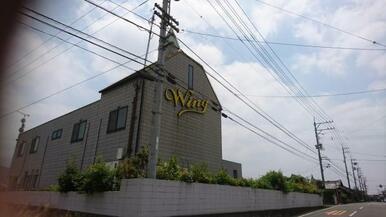 旅館業営業の建物です。