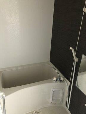 新規設置ユニットバス 浴室乾燥機付き