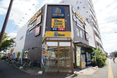 TSUTAYA 湘南台店
