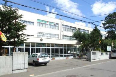 平岸西小学校