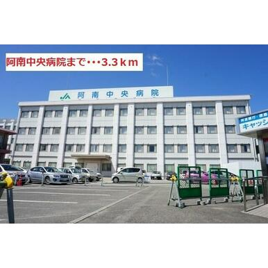 阿南中央病院