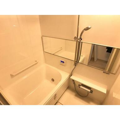 「浴室」新品交換済みです