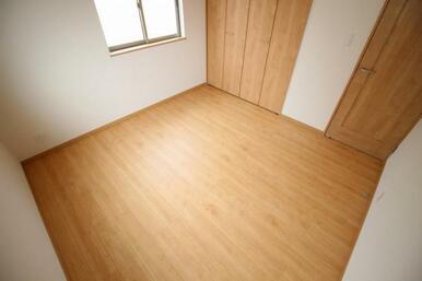 収納は要所要所にあり。お部屋を広く使えます