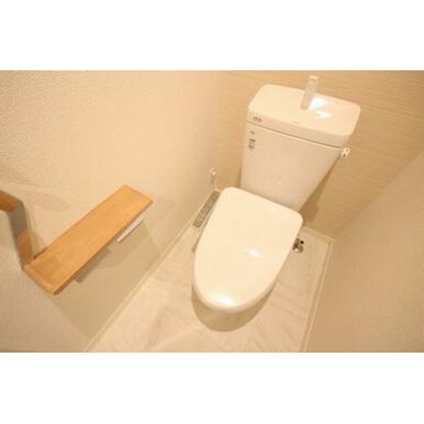 ◆トイレ◆洗浄機能付き便座設置!