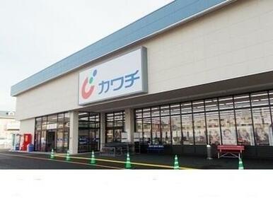 カワチ薬品三関店