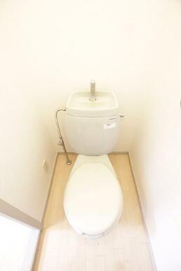 独立のトイレです♪