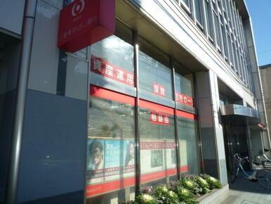 三菱UFJ銀行 横浜白楽支店