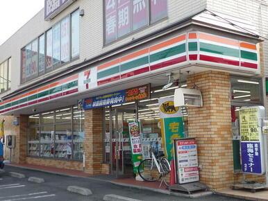 セブンイレブン 横浜日の森店
