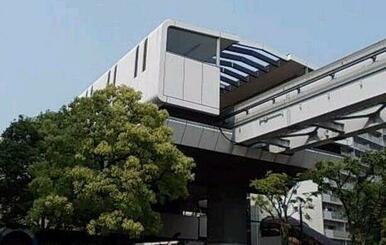 北九州モノレール 片野駅