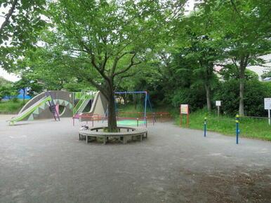 大場富士塚公園