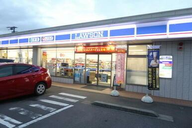 ローソン岡崎若松東店