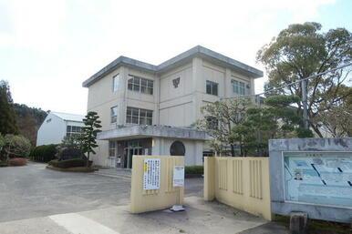 豊田市立益富中学校