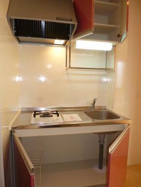 ★収納スペースが広いキッチン★