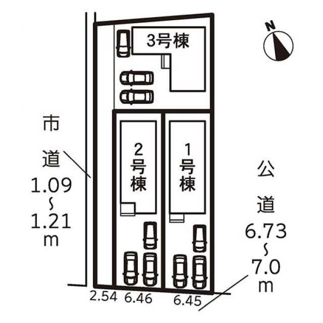 一宮市 木曽川町里小牧字砂ノ口 (玉ノ井駅) 2階建 4LDKの画像