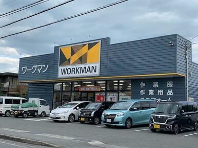 ワークマン徳島論田店